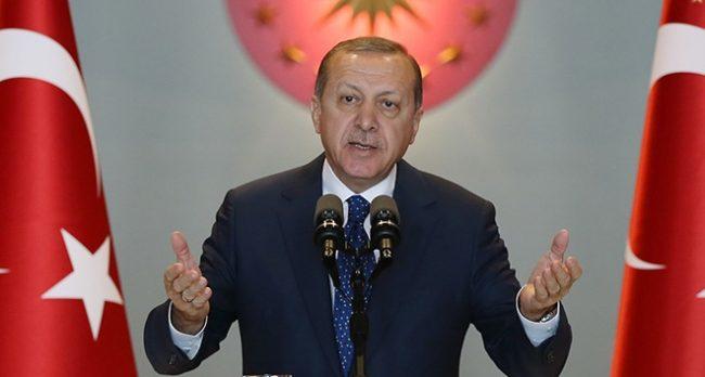 Cumhurbaşkanı: Terör örgütlerinin tamamı Türkiye'nin düşmanıdır