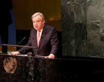 Guterres: BM'nin itibarını ve nüfuzunu güçlendirmemiz gerek