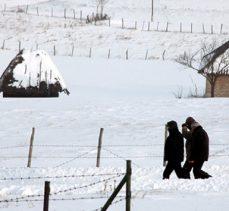 Balkanlar'da 3 kişi donarak hayatını kaybetti