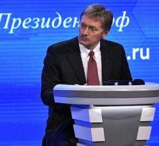 Kremlin Basın Sözcüsü Peskov'dan 'Suriye görüşmeleri' açıklaması