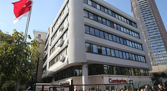 Cumhuriyet gazetesi soruşturması: 9 tutuklama