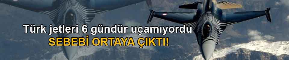 Fırat Kalkanı'nda 'Suriye' engeli: Türk jetleri 6 gündür uçamıyor