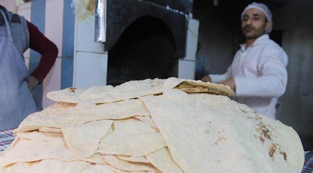 Tandır ekmeği geçim kaynağı oldu